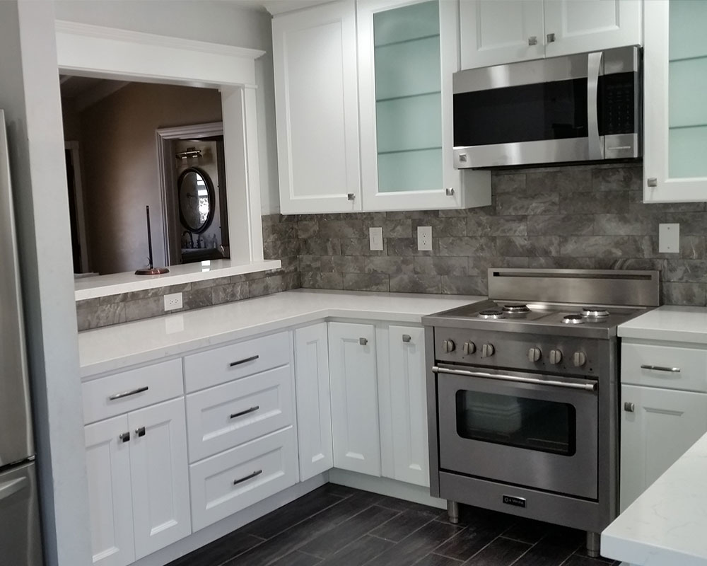 Kitchen Remodeling Projects - Kitchen Remodeling by Ferney